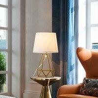 OuXean E14 40W Moderne Tisch Lampe Weiß/Schwarz Metall Lichter für Home Decor Hochzeit Geschenk Schlafzimmer Baby Zimmer nacht-Lichter Café Haus