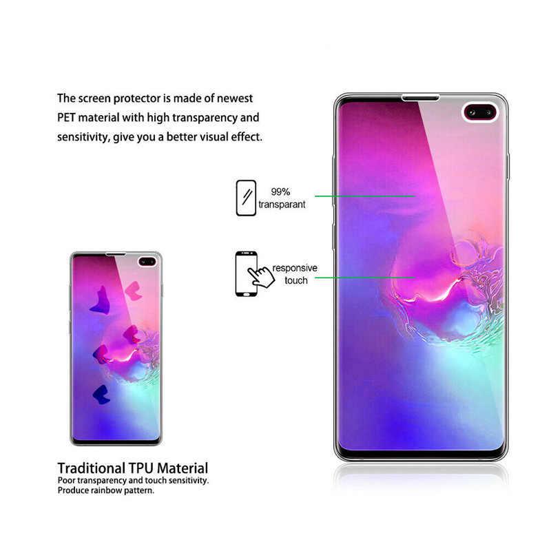 360 Dupla Capa de Silicone Para Samsung Galaxy Lite S10 S10E E S8 S9 Plus A6 A7 A8 A9 J3 J4 J5 J6 J7 Neo 2018 2017 Nota 8 9