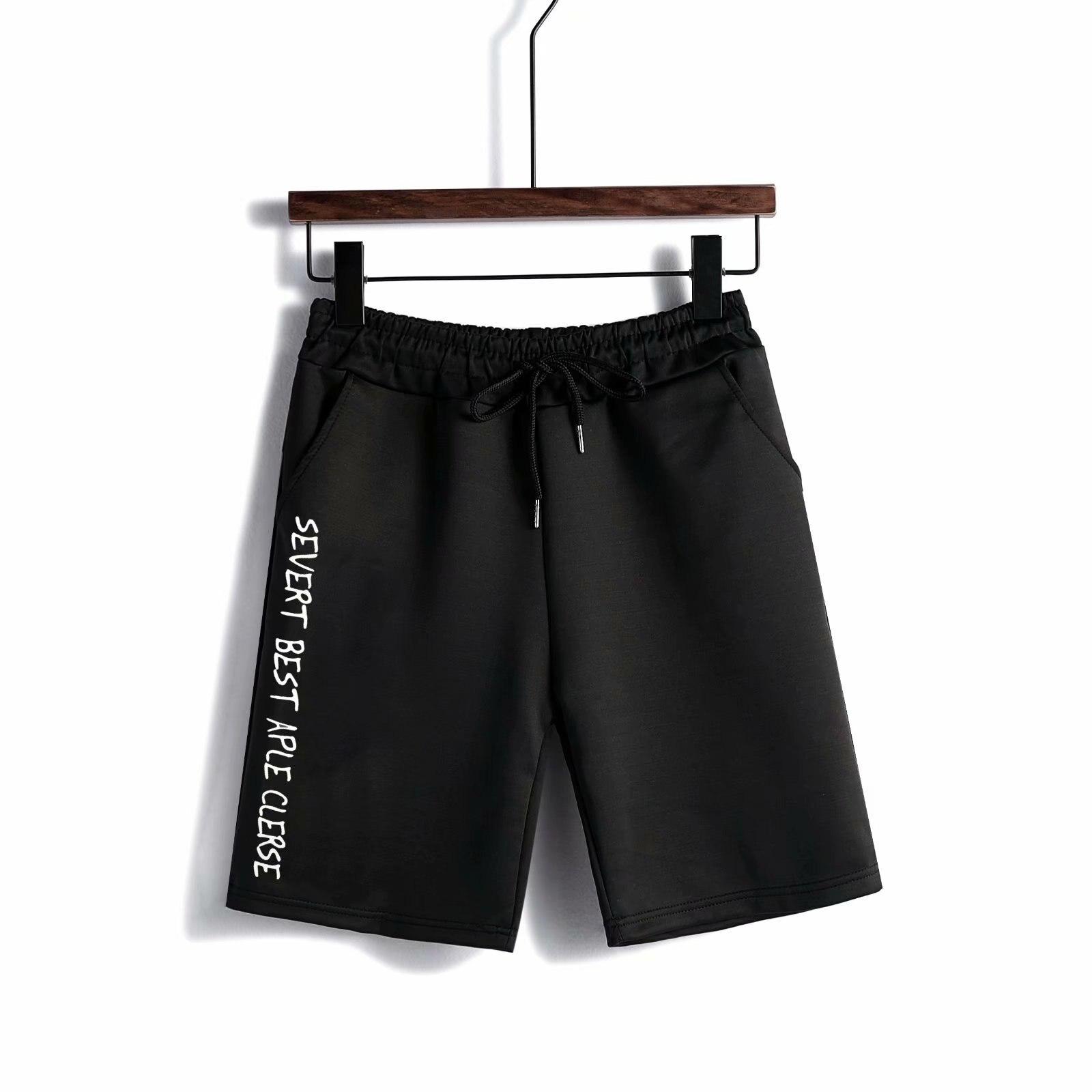 2019 Men Summer Chao Liu Ku Breathable Thin Casual Men's Cool 5 Sports Shorts Men's