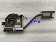 Новый Кулер Для процессора, вентилятор/теплоотвод для Dell Precision 3520 3530 Latitude 15 5580 5590 5591 09VK27 02K3PX, Встроенный графический радиатор