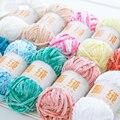 100g / 80M Chenille Velvet Yarn Knitting Wool Thick Warm Crochet Knitting Yarns Cotton Baby Wool DIY hand-knitted Sweater