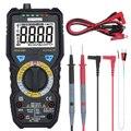 Цифровой мультиметр BSIDE True RMS, профессиональный амперметр постоянного и переменного тока с автоматическим выбором диапазона, вольтметр, кон...