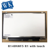 Replacement for Lenovo ThinkPad T470 T470P 14 FHD IPS Lcd screen touch Panel R140NWF5 B140HAK01.0