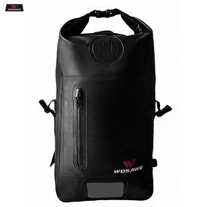 WOSAWE мотоциклетная сумка, водонепроницаемый мотоциклетный рюкзак, рюкзак для мотоциклетного шлема, багажная сумка для мотоцикла, сумка для ...