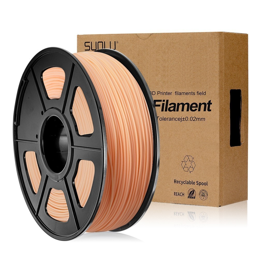Image 5 - SUNLU 1.75mm PLA+ 3D Extruder Filament 1KG skin With Spool Plastic PLA Plus Filament For FDM Printer 3D Pens Tolerance +/ 0.02mm-in 3D Printing Materials from Computer & Office