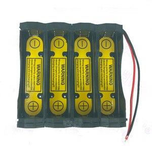 Image 4 - 2S2P diy power5edボックス充電放電制御バッテリーホルダーケースリチウムイオン7.4v 18650電池充電スロット