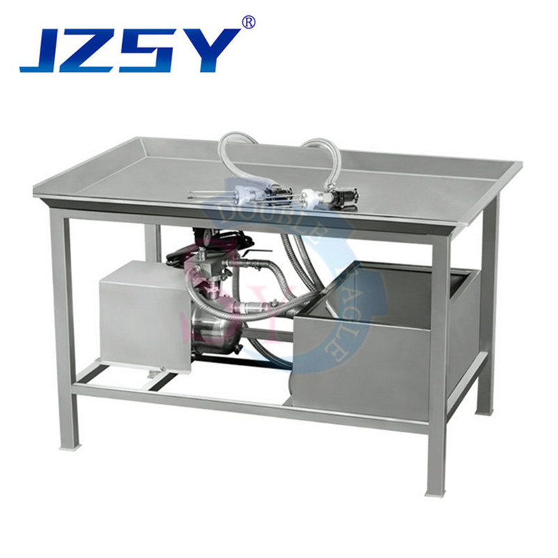 Wholesale Price Commercial Stainless Steel Manual Cheap Saline Injection Machine/Chicken Meat Brine Injector Machine