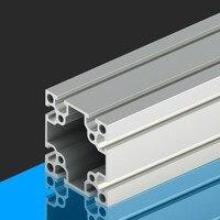 GB 8080GL aluminium profil 100mm ~ 700mm industrielle automatisierung montage linie rahmen aluminium profil licht aluminium|Eckverbinder|   -