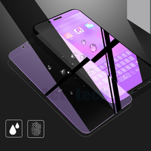 цена на Anti-Blue ray Tempered Glass for Huawei P10 P9 plus P20 P30 pro Full cover Screen Protector for Huawei P20 P9 P10 P20 P30 lite