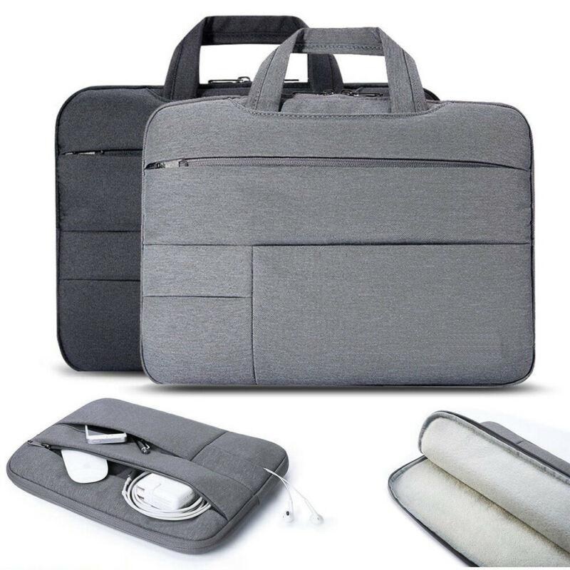Notebook Laptop Sleeve Carry Case Bag Handbag For Mac MacBook Air Pro 13