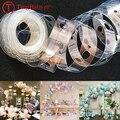 5M воздушные шары цепи дуги комплект Свадебные украшения для дня рождения комплект одежды для маленьких мальчиков и девочек, душ девичник ве...