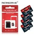 50 шт. картао де Memoria Microsd КЛАСС 10 tarjeta micro sd 16 ГБ 32 ГБ 64 Гб micro SD карта флэш usb карта памяти TF карта