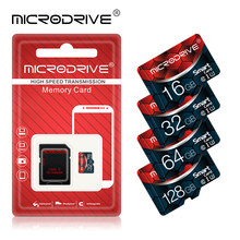 Carte mémoire micro sd De classe 10, 16 go 32 go 64 go, 50 pièces, carte Flash usb TF