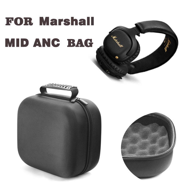 Suitable for <font><b>Marshall</b></font> MID ANC <font><b>Bluetooth</b></font> Headset Active Noise Reduction <font><b>Headphone</b></font> bag Headset Accessories image