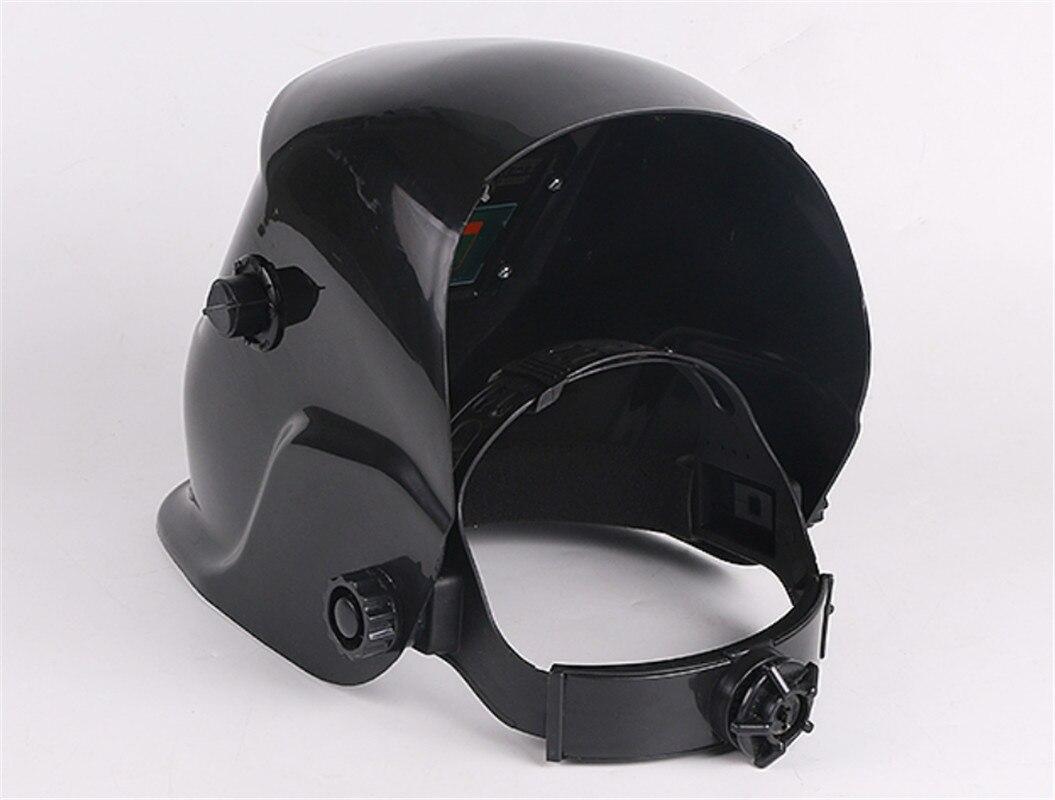 Tools : Mask Solar Auto Darkening Welding Helmet Automatic Welding Mask Mig Tig Arc Welding Shield for Welder s Soldering Work