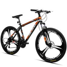 Bike Bicycle Mountain-Bike HILAND Double-Disc-Brake Aluminum-Alloy-Suspension 26inch