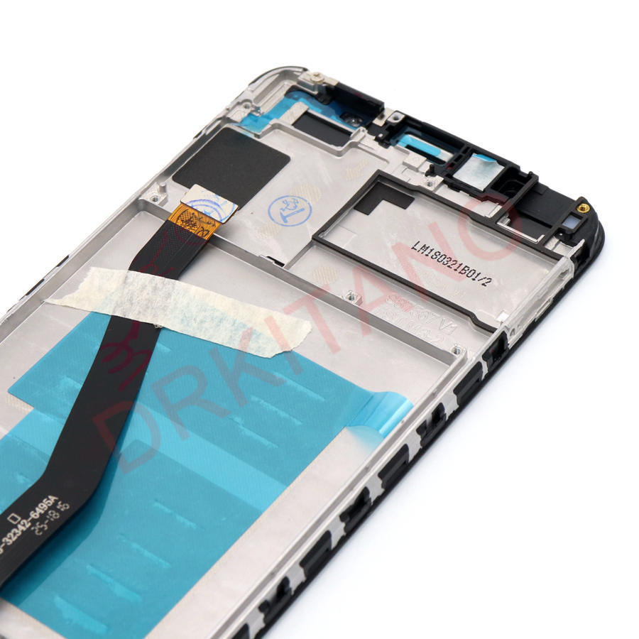 Image 3 - Original LCD For Huawei Y6 2018 LCD Display Touch Screen With Frame For Huawei Y6 Prime 2018 LCD ATU LX1 LX3 L11 L21 L22 L31 L42-in Mobile Phone LCD Screens from Cellphones & Telecommunications