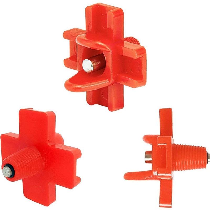 Afbc montagem lateral horizontal automática bocais de