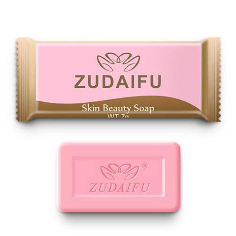Cheap Price 1pc 7g Zudaifu Sulfur Soap Anti-mites Anti-acne Body Cleansing Soap Skin Treatment 6*3.5*0.4cm