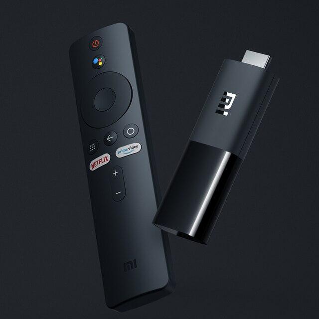 MI Sticker (MI TV) Android TV  9.0 HD -  1GB RAM 8GB de armazenamento Interno - Ideal para transformar sua TV comum é uma Smart TV 5