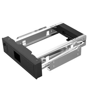 Orico 1106SS CD-ROM Ruimte 3.5 Inch Hdd Frame Mobiele Rack Interne Harde Schijf Behuizing Hdd Case Ondersteuning 6Tb Hdd diy Accessoires(China)