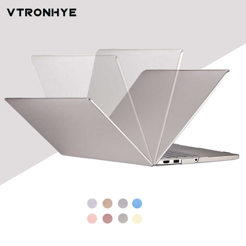 Cover Case For Xiaomi Notebook Mi Air 12.5 13.3 Super Light Hard Laptop Shell For Funda Xiaomi Mi Air 12 13 Capa Para