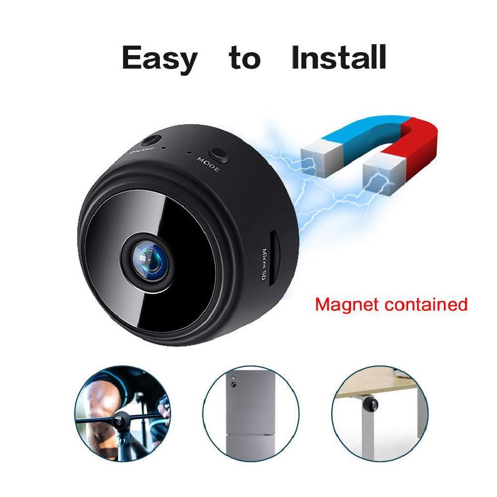 1080P/720P/640P/320P Full HD Wireless IP Camera Wifi IP Drone Camera Wifi Mini Network Video Surveillance Auto Tracking Camera I