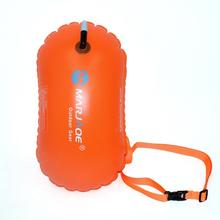 Dry-Bag Waist-Belt Tow-Float Swimming Buoy Open Water-Sport-Storage Inflatable with