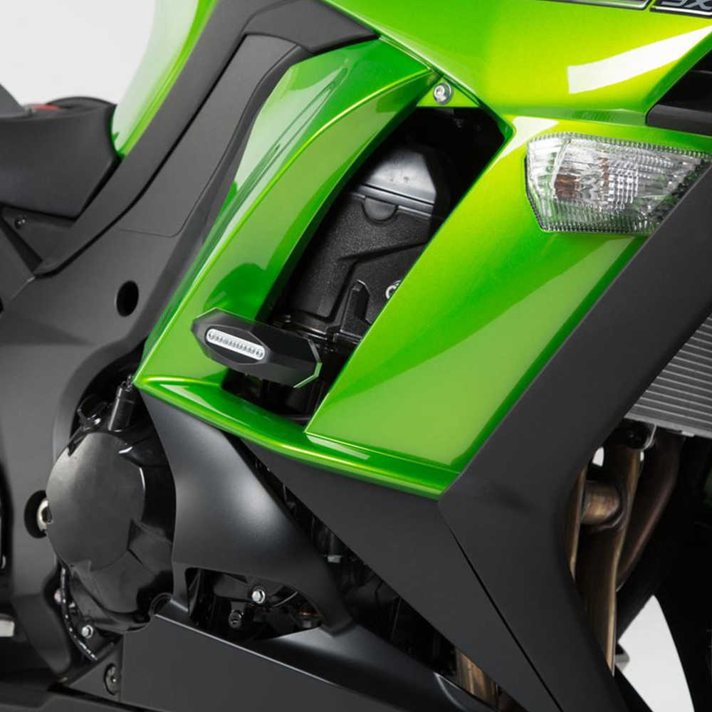 Voor Kawasaki Z1000SX Ninja Slider Set Engine Guard Anti Crash Pad Falling Protector Z1000SX 2019 2018 2017 Z1000 Sx Accessoires