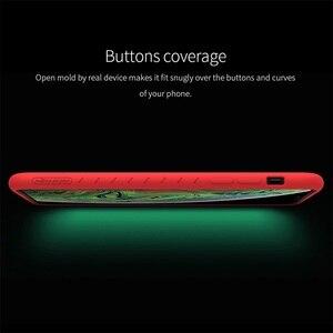 Image 5 - NILLKIN couverture pour iPhone 11 Pro Max étui en caoutchouc enveloppé étui de protection pour téléphone coque arrière pour iPhone 11 Pro pour étui iPhone11