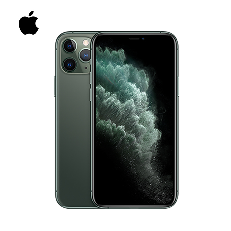 Pan Tong <font><b>iPhone</b></font> 11 Pro Max 256G 6.5-inch Genuine Phone With <font><b>Dual</b></font> <font><b>Card</b></font> and Full Screen Apple Authorized Online Seller image