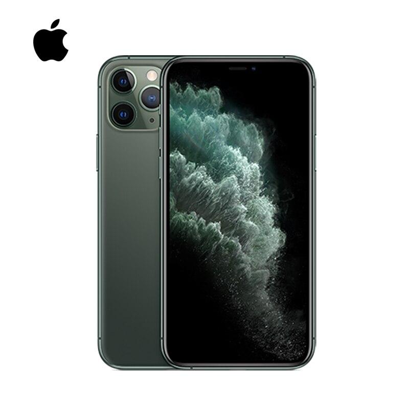 Pan Tong iPhone 11 Pro Max 256G 6.5 pouces téléphone véritable avec double carte et plein écran Apple vendeur en ligne autorisé