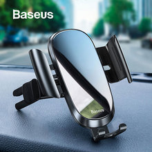 Baseus Car Phone Holder For iPhone XS MAX XR X 7 Only For Ro