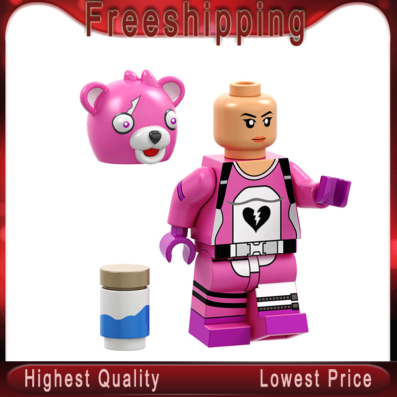 Strategy Game Building Blocks Cuddle Team Leader Zoey Tekn I Que Chromium Leviathan Tomatoheah Br I Te Gunner Toys PG1774