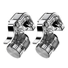 2PCS Mobile Phone Game Fire Button Smart Phone Metal