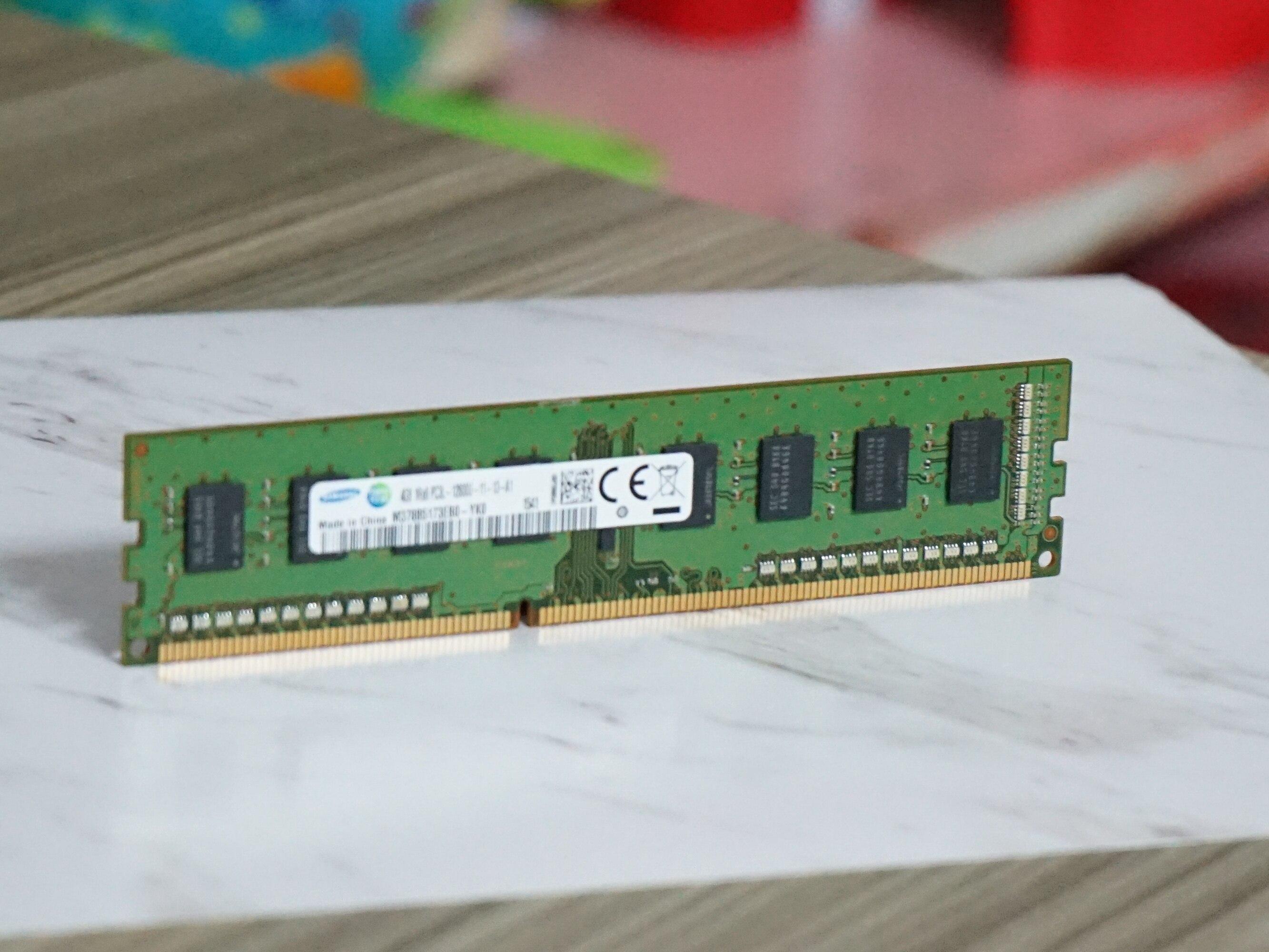 Samsung 2GB/4GB/8GB DDR3 Desktop RAM with 333Mhz/1600Mhz Memory Speed 2