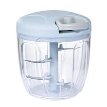 Cutter Salad-Maker Shredder Food-Mill-Maker-Machine Hand-Chopper Baby Food-Processor