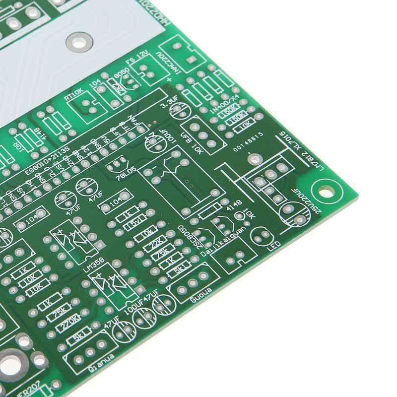 Gelombang Sinus Murni Vacuum Papan Inverter 12V 24V 36V 48V 60V Multi-Fungsional Tinggi frekuensi PCB DIY Komponen