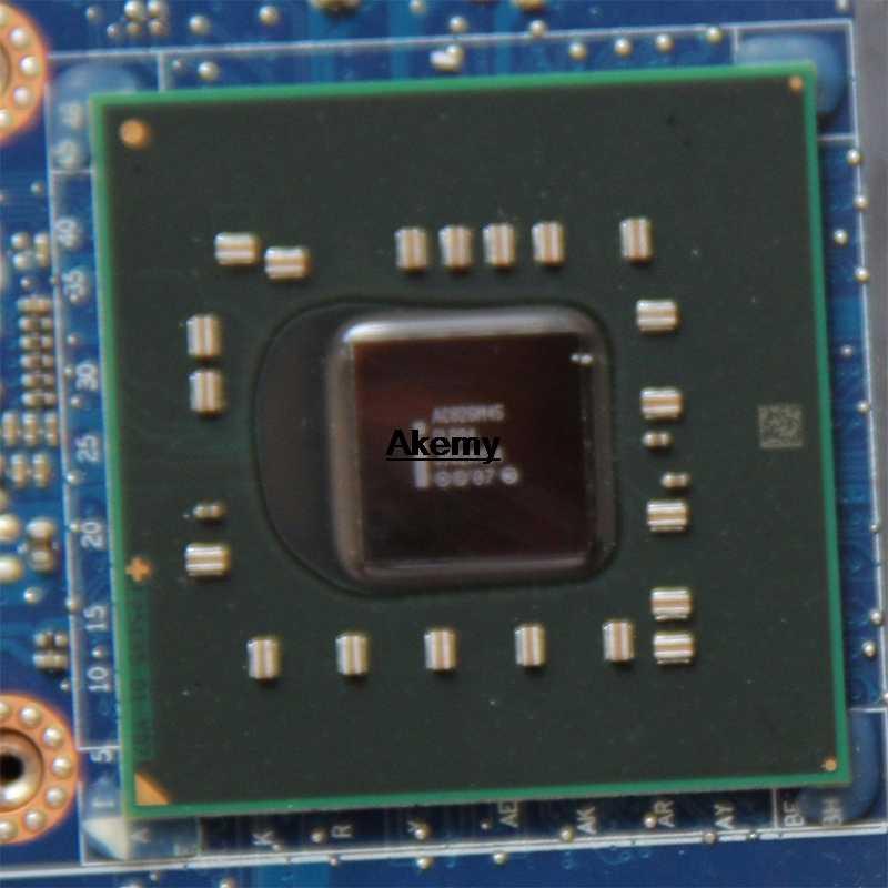 LAPTOP Motherboard untuk DELL Inspiron 1745 LA-5152P CN-0G913P 0G913P G913P GM45 DDR3 Terintegrasi Kartu Grafis