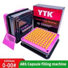 00 #100 отверстие машина для ручного наполнения капсул для наполнения капсул травяными натуральными ингредиентами 0 порошок производители на...