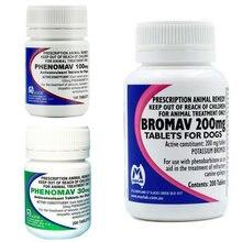 Phenav bromav 30/100/200 мг для собак