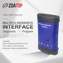 V2020.3 Software Forgm Meerdere Diagnostische Interface Forgm Mdi Wifi Forbuick Voor Opel Forchevrolet Scanner Tech2Win GDS2