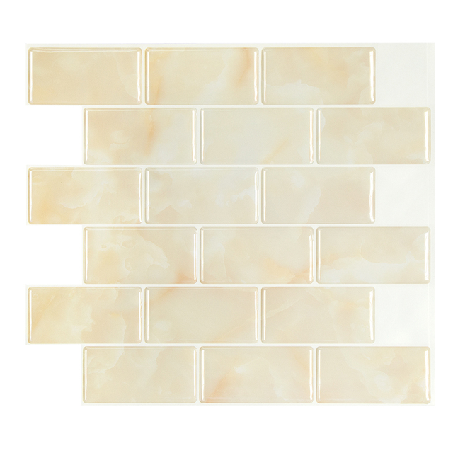 250x250mm mermaid tiles modern peel and