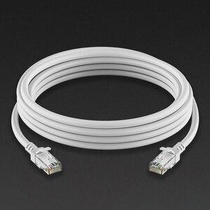 Image 3 - Xiaomi Mijia קטגוריה 6 CAT6 Gigabit Ethernet כבל מחקר חדר שינה יציבה לא קטון להביא RJ45 יציאת רשת יציבה מחשב