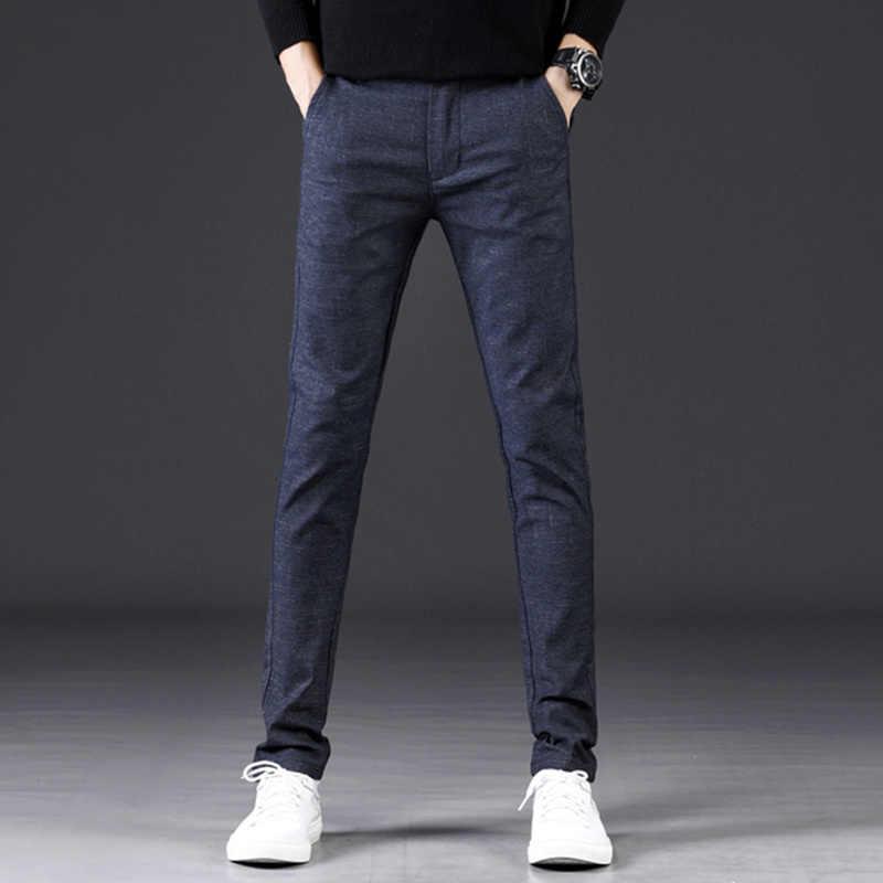 Yasuguji Pantalones Ajustados Para Hombre Traje De Ocio Pantalones De Vestir De Seda De Alta Calidad Pantalones Rectos Formales De Negocios Pantalones De Traje Aliexpress