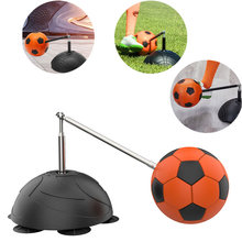 Portable Football Exercise Equipment Hot Sale Soccer Trainer Device Promote Kick Pass Dribbling Ability Indoor&Outdoor Using