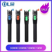 Preferential Price Laser 30MW/20MW/10MW/5KM Visual Fault Locator, Fiber Optic Cable Tester 10 30Km Range VFL AUA 30