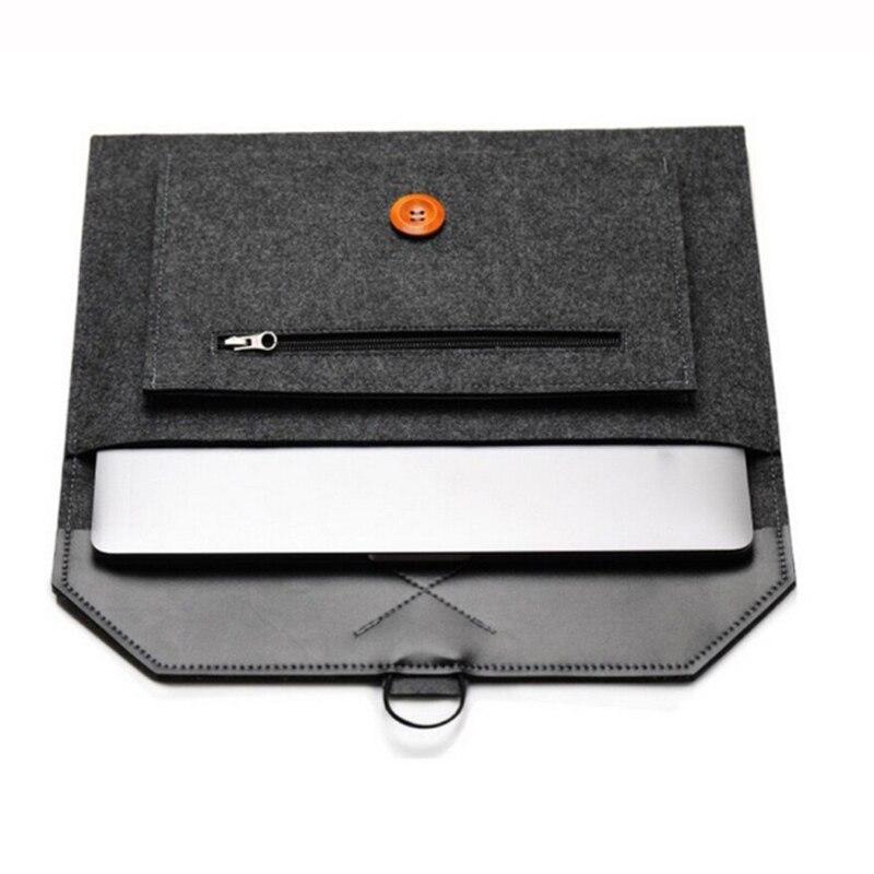 "Soft Bag For Huawei Laptop Honor MagicBook 14""D/B 15.6 MateBook 13 X Pro 13.9""E 12 D/B 15.6 Inch Sleeve Bag Case"