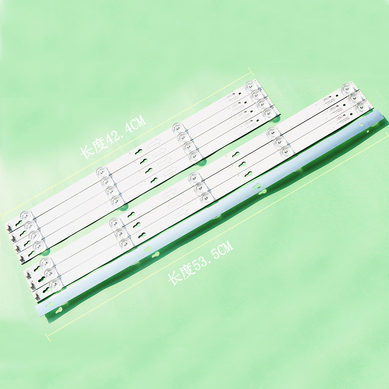 LED Backlight Strip Lamp For L55P2-UDN TOT-55D2900-4x4+4x5-3030C B55A658U 55U6700C 55D2900 55HR330M04B6 55HR330M04A6 D55A810