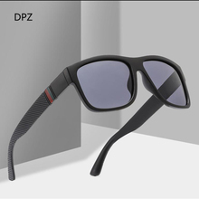 DPZ fashion Luxury Brand Design men driving Polarized sunglasses sport Gafas wom